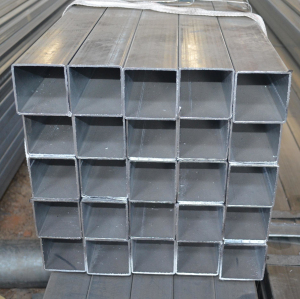 10# Galvanized Rectangular Tube
