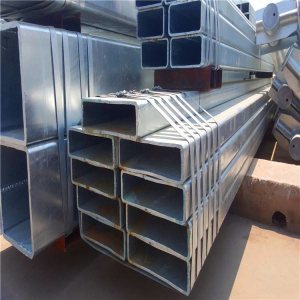 20# Galvanized Rectangular Tube