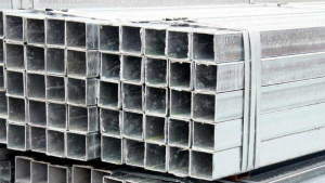 35# Galvanized Rectangular Tube