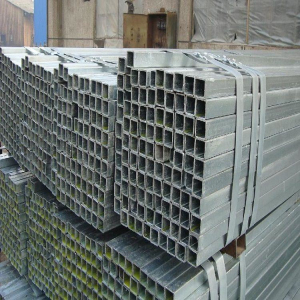 45# Galvanized Rectangular Tube
